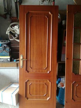 puertas interior macizas