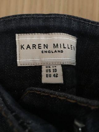 Karen Millen Jeans -14