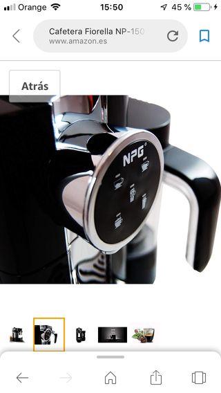 Cafetera Fiorela NP-150