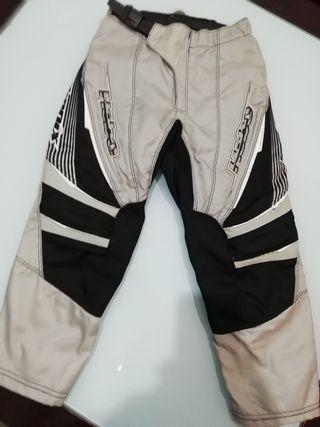 pantalón bici niño 6,7 años bmx