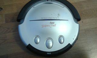 Roomba, robot aspirador marca superchef