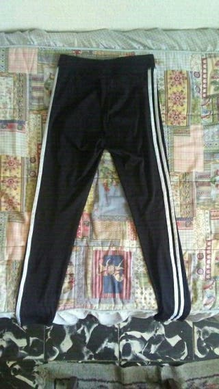 Mallas Negras (No Adidas)