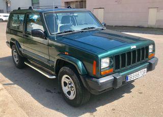 Jeep Cherokee 2.5 gasolina 1999