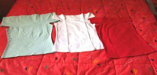 Camisetas hombros descubiertos nuevas