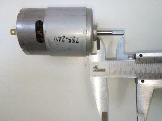 motor patiente electrico