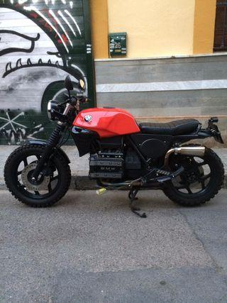Motos Cafe Racer De Segunda Mano En La Provincia De Sevilla En Wallapop
