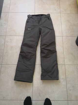Pantalon esquí 12 años