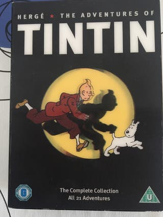 Complete Collecton of Tin-Tin