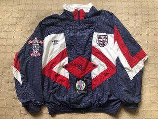 Chaqueta Vintage Umbro Selección Inglaterra S/M