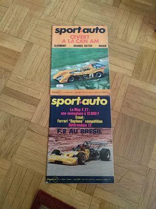 7 revistas coches y tractores.