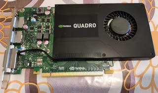 Tarjeta gráfica Nvidia Quadro K2200