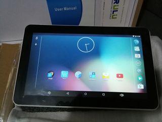 tablet 10 pulgadas prácticamente a estrenar