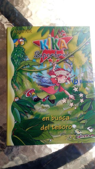 Libro Kika Superbruja