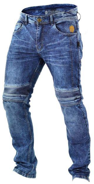 pantalones vaqueros para motorista