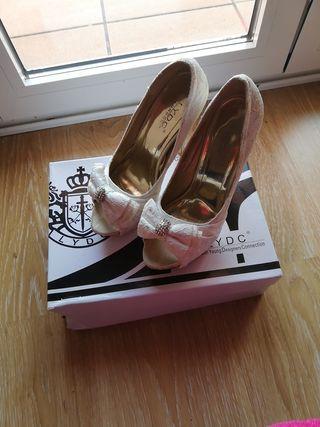 zapatos novia lydc london