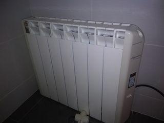 Radiador calor azul Farho bajo consumo