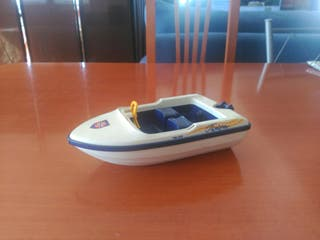 Playmobil barca