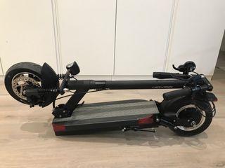 Patinete eléctrico Joyor Y5S negro 500w