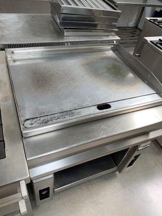 fry-top repagas cromo duro 80cm