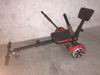 Patinete eléctrico + silla