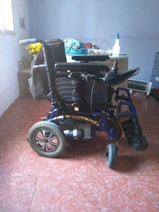 vendo silla eléctrica