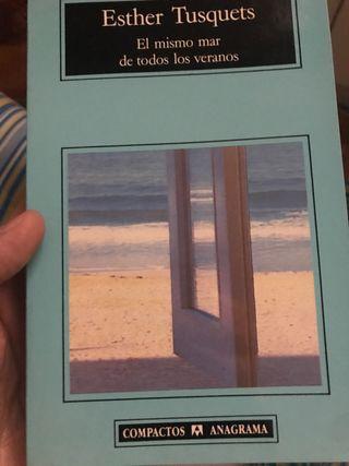 Libro: El mismo mar de todos los años