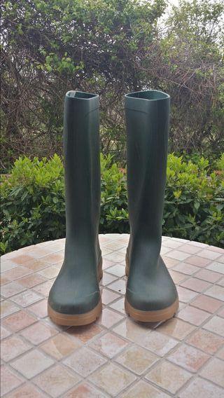 botas agua