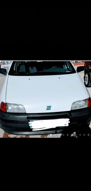 Fiat Punto turbo diesel