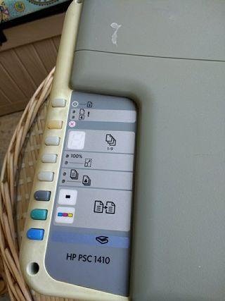 Impresora/escáner HP