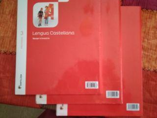 libros de lengua 3°primaria