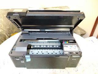 Impresora multifunción HP Photosmart inalámbrica