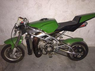 Minibike Competición Preparada