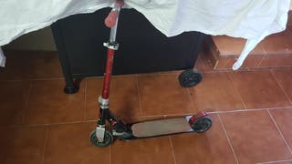 Patinete Niño Plegable