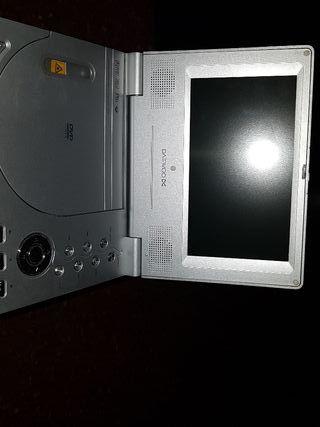 2 dvd portatil