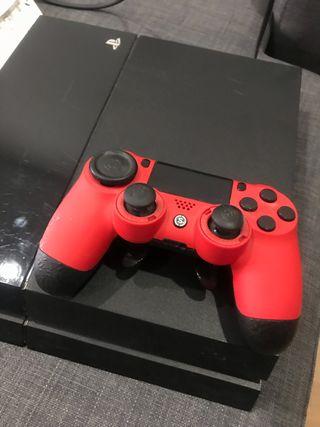 Playstation 4 + Mando SCUF Gaming