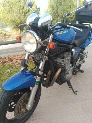 Suzuki Bandit 600 GSF Carnet A2