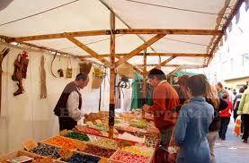 Puesto, parada de Ferias 5mts Medieval