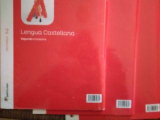 libros de lengua segundo
