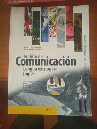 Ámbito de comunicación, lengua extranjera inglés