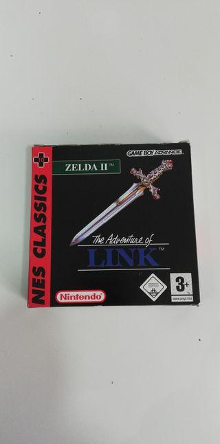 Zelda II Ness Classic Game Boy Advance