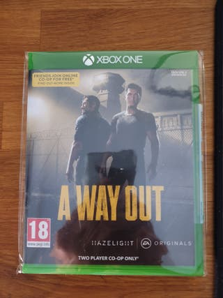 A Way Out para Xbox One