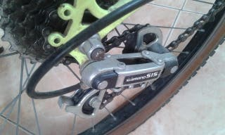 Bicicleta Gama Alta OTERO GREEN TEAM