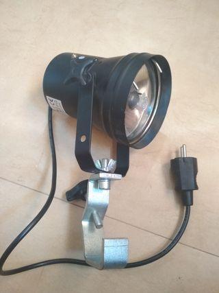 Foco Eurolite PAR36 Pinspot Iluminación Profesiona