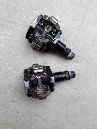 pedales automaticos mtb shimano