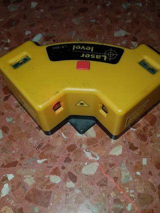 nivel de angulo laser