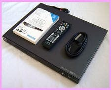 HDD & DVD Plsyer/ Recorder PHILIPS