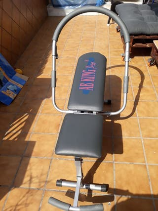 máquinas de ejercicios