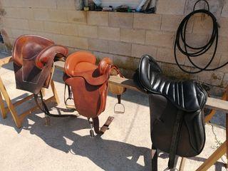 Monturas para caballo
