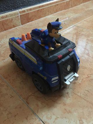 Juguete patrulla canina