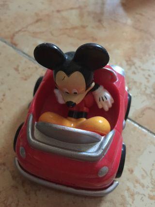 Mini coche micke mouse